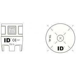 Taille clé dynamométrique de serrage d'inserts