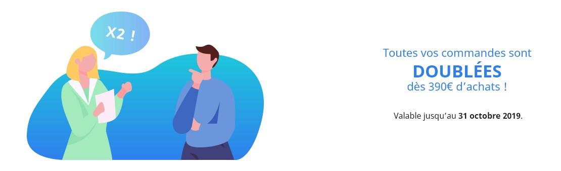 Offre Mai 2019 40% de remise - Insert Dentaire